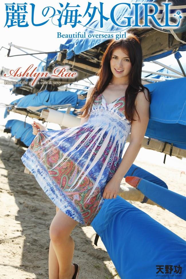 [LOVEPOP] Photobook & Beautiful overseas GIRL & Ashlyn Rae 写真集 & (ama_ashlyn_rae-01) & PPVReal Street Angels