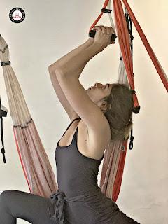 c´est quoi le yoga aérien