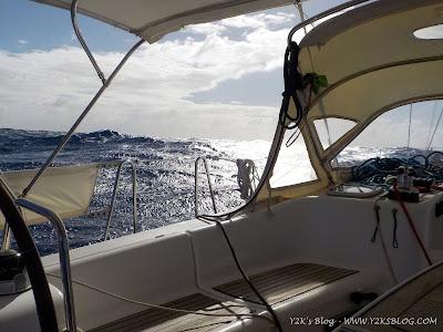 Navigazione verso Vanuatu