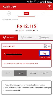 2 Aplikasi Android Penghasil Uang Dan Pulsa