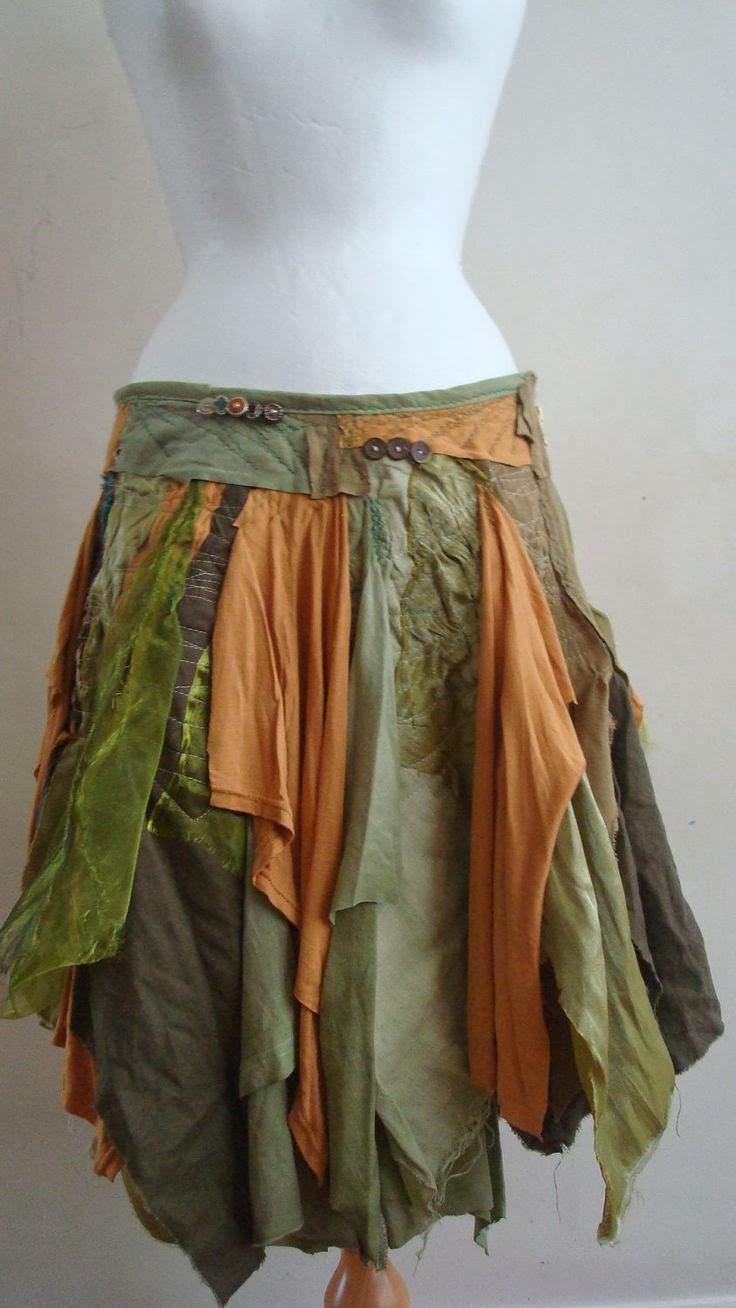 2d2f435f0 Upcycled fashion: Cómo hacer una falda de retales - yo elijo Coser