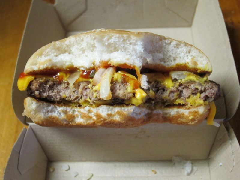 Review: McDonald's - Quarter Pounder with Cheese | Brand ...