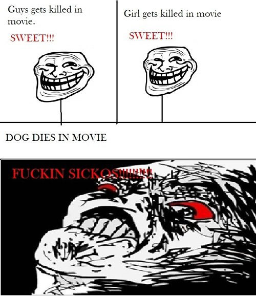when i get sad during a movie