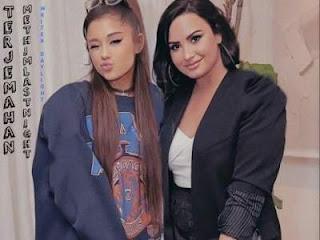 Lirik Terjemahan Lagu Demi Lovato Met Him Last Night ft Ariana Grande!!!