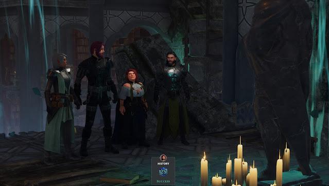 Tirada de historia Crítico Análisis de Solasta Crown of Magister para PC