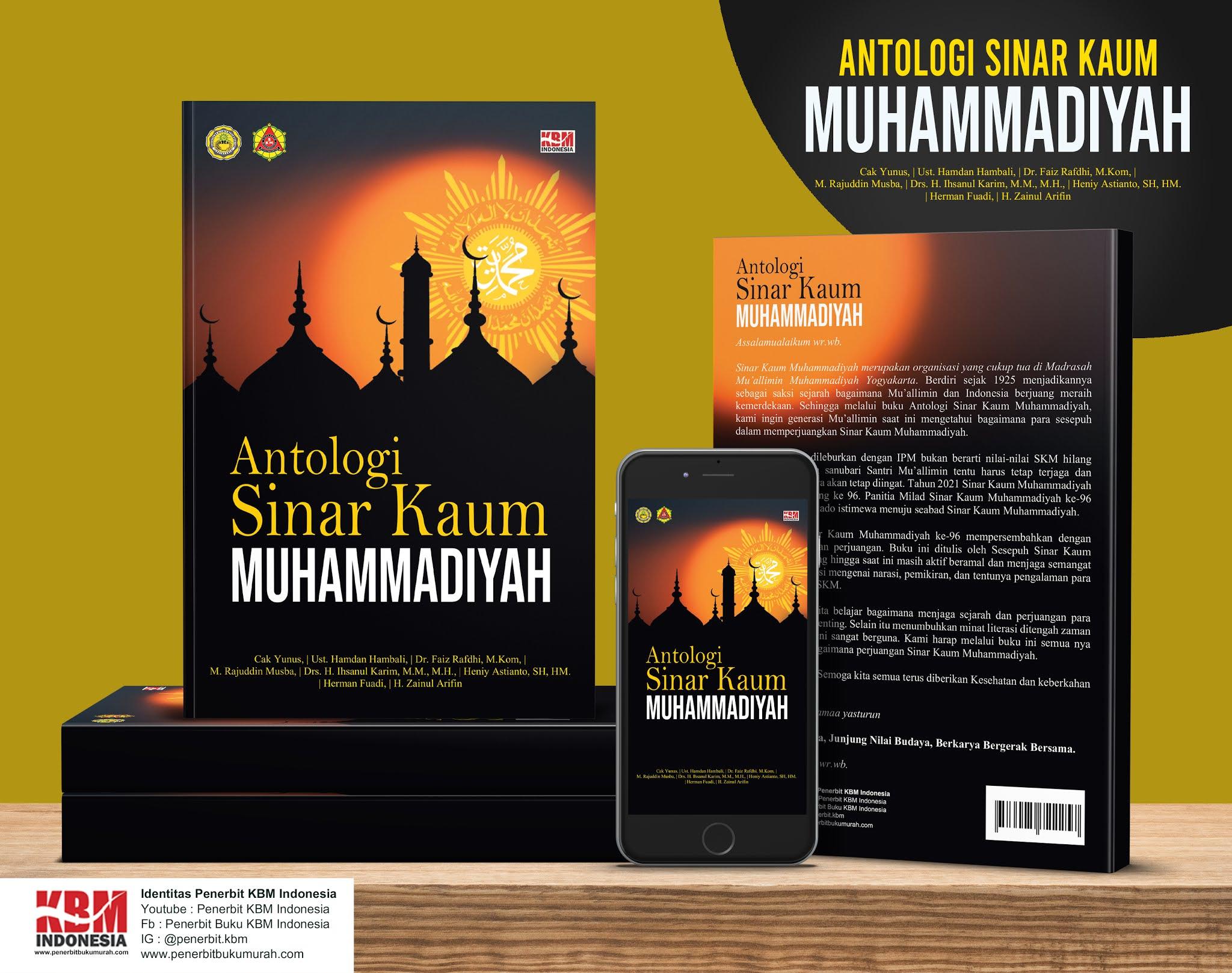 ANTOLOGI SINAR KAUM MUHAMMADIYAH