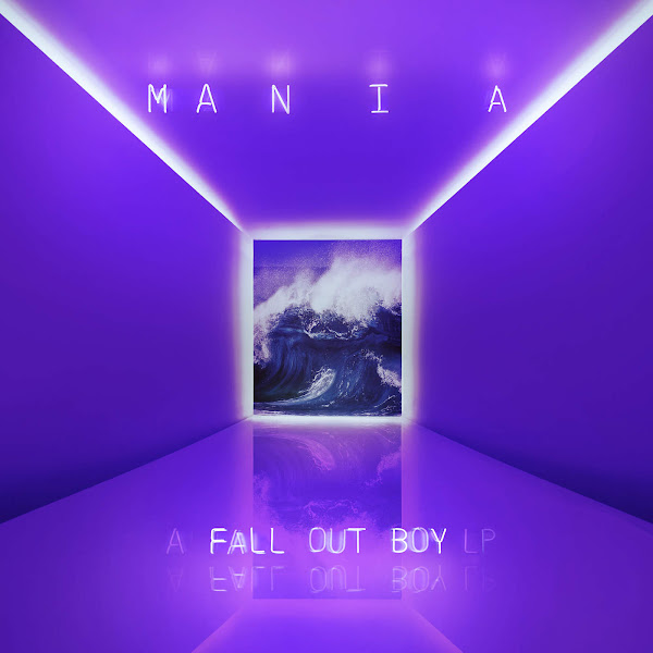 Fall Out Boy - HOLD ME TIGHT OR DON'T - Single Cover