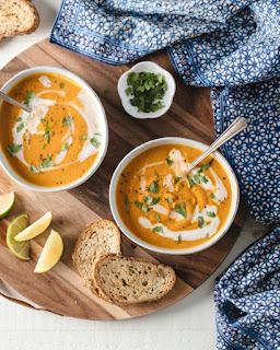 حساء الجزر,حساء,شوربات,شوربة,افضل شوربة,وصفات,وصفات شوربة,طبخ,المطبخ,