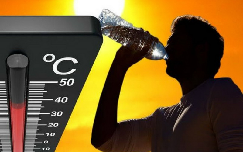 Καύσωνας προ των πυλών - Συμβουλές προστασίας από τις υψηλές θερμοκρασίες