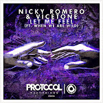 Nicky Romero & Vicetone - Let Me Feel (feat. When We Are Wild) [Radio Edit] - Single Cover