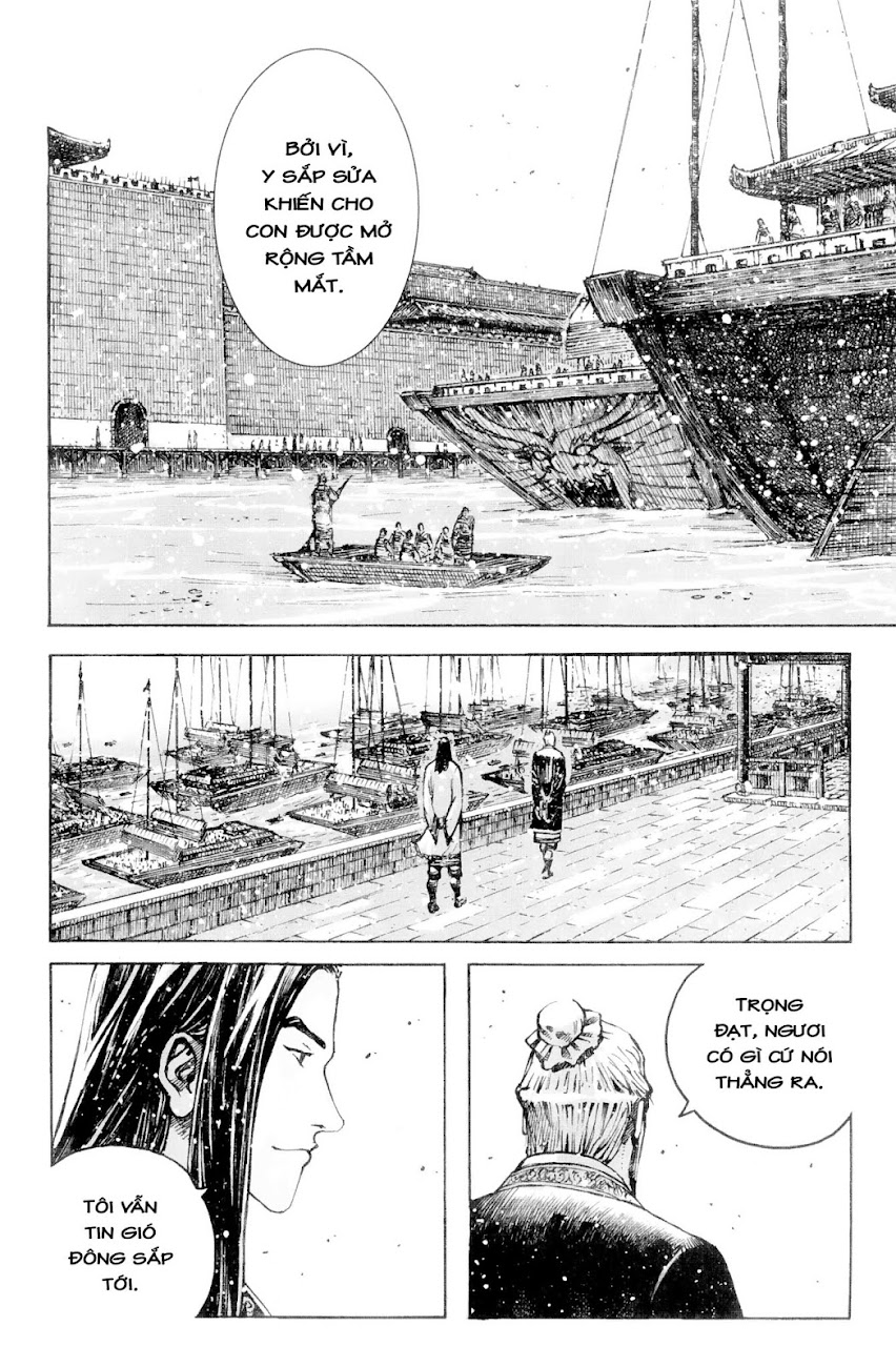 Hỏa phụng liêu nguyên Chương 410: Quấn lấy không buông [Remake] trang 18