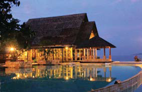 Cottage dan Resort di Pulau Umang