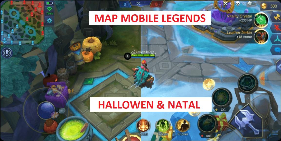 Merubah Tampilan Map Mobile Legends