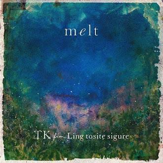 [Lirik+Terjemahan] TK from Ling tosite sigure (with suis from Yorushika) - melt (meleleh)