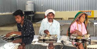 दीनदयाल अंत्योदय रसोई योजना से जरूरतमंदों को मिल रहा है 10 रूपये में भरपेट पौष्टिक भोजन
