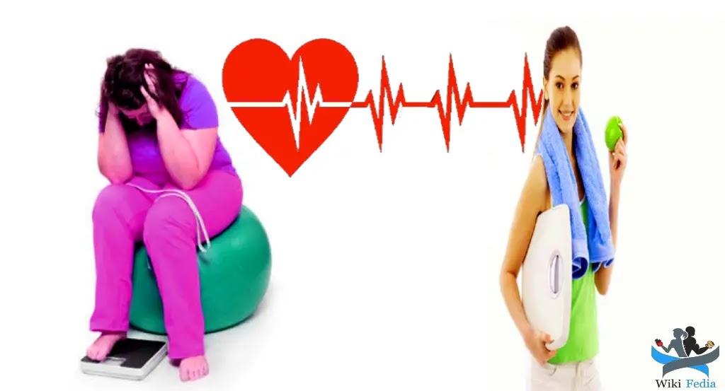 4 آثار ضارة وسلبية للسمنة على صحة المرأة