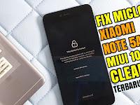 Unlock Micloud/Akun Mi Xiaomi Note 5a Ugglite Clean Permanent MIUI 11 & 12 (Garansi TAM Indonesia)