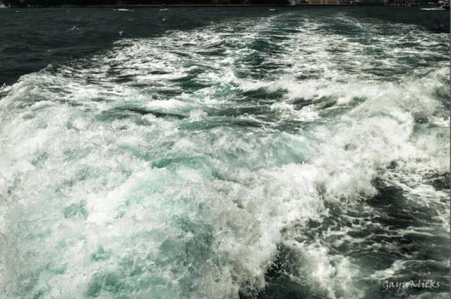 Sydney Ferries, Harbour bridge