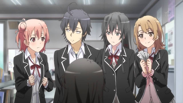 Oregairu Season 2 Batch BD Subtitle Indonesia