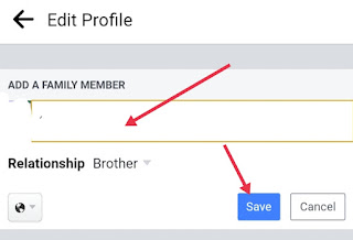 Facebook Par Family Member Add Kaise Kare