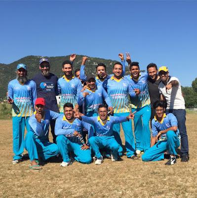 Trentino Cricket Club - Campione d'Italia 2016