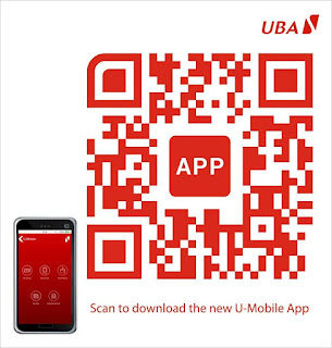 Download UBA New Mobile App to enjoy Mobile Banking