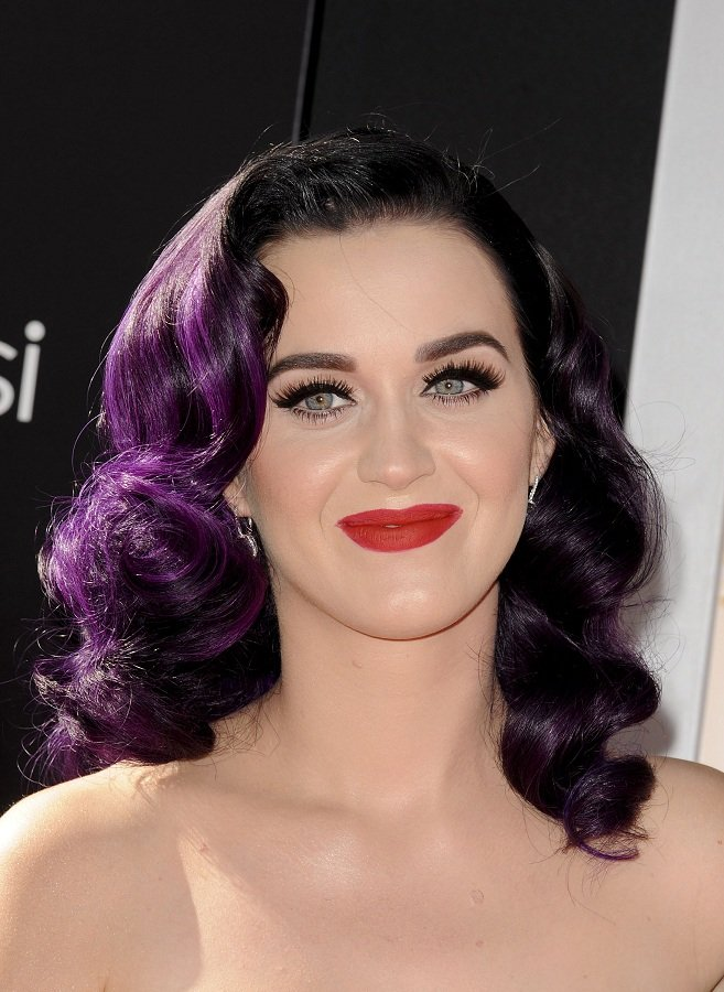 Katy Perry Katy Perry Red Hair