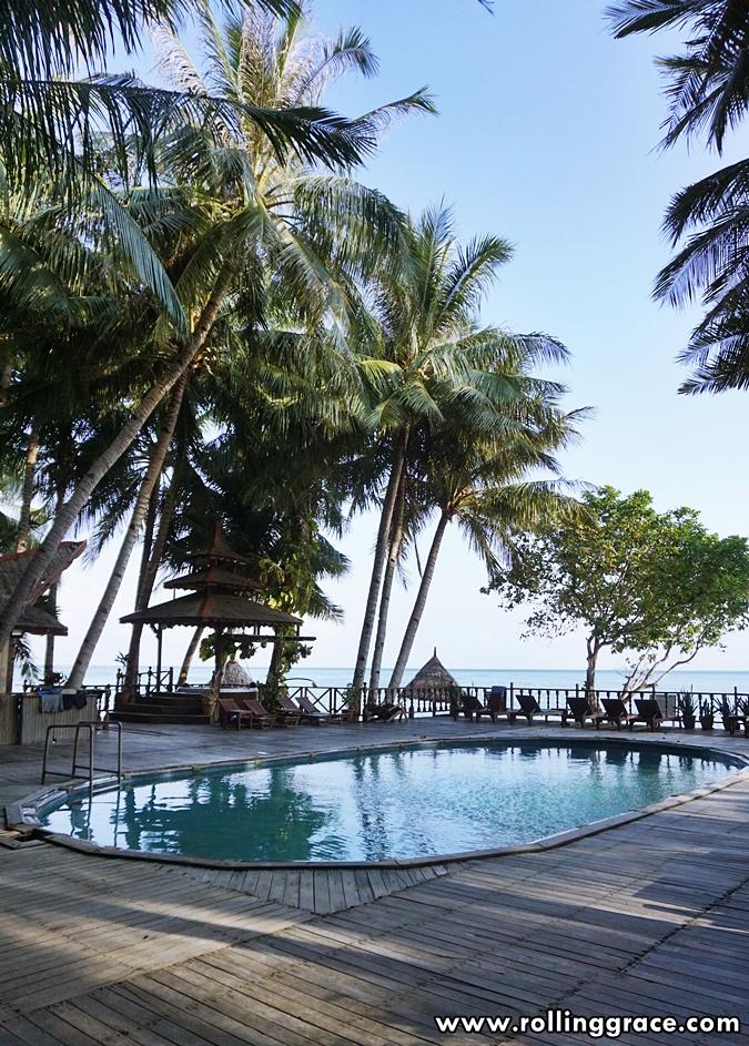 mabul island sabah resort