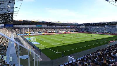 PES 2020 Stadium Benteler-Arena