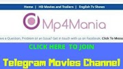 MP4Mania 2020 - Download Latest Bollywood,Hollywood & Hindi Dubbed Movies
