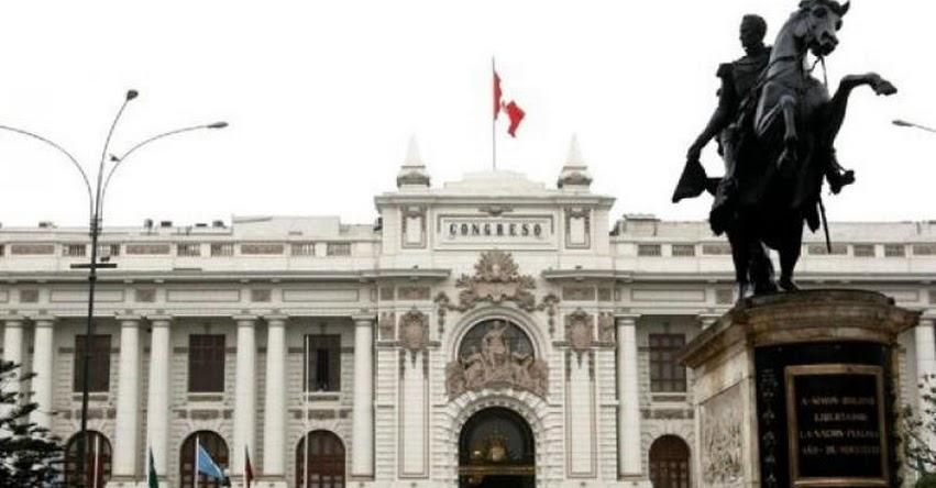 Congresistas de APP que propiciaron crisis política, presentan moción de censura contra la Mesa Directiva del Congreso