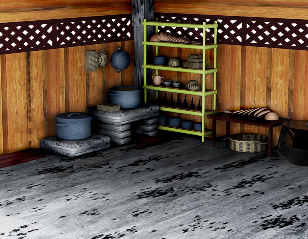 Dapur Tradisional Melayu Desainrumahid