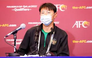 Dikritik Soal Metode Latihan, Ini Dia Jawaban Berkelas Coach Shin Tae-Yong Kepada Pelatih PSM