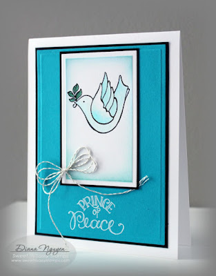 Diana Nguyen, Sweet 'n Sassy stamps, Christmas
