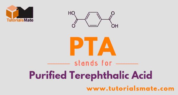 Full Form of PTA