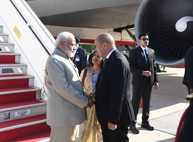 Narendra Modi : India and France are friends