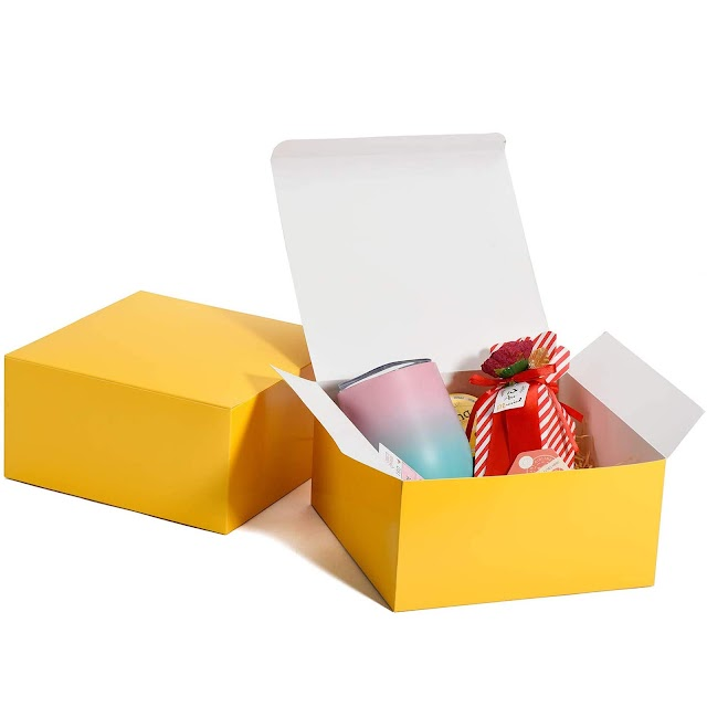 Gift Boxes and Their Importance and Impact for Gift Packaging