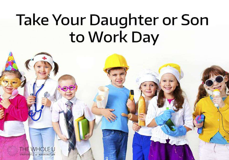 Take Our Daughters and Sons to Work Day Wishes Images download