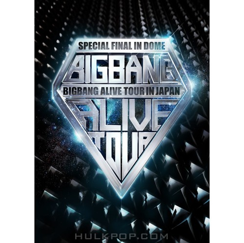 BIGBANG – BIGBANG ALIVE TOUR 2012 IN JAPAN SPECIAL FINAL IN DOME -TOKYO DOME 2012.12.05- (ITUNES PLUS AAC M4A)