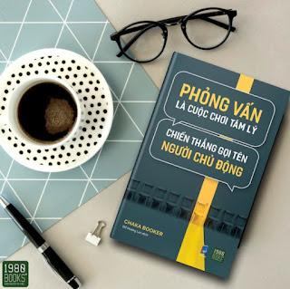 PHỎNG VẤN LÀ CUỘC CHƠI TÂM LÝ - CHIẾN THẮNG GỌI TÊN NGƯỜI THẮNG CUỘC ebook PDF-EPUB-AWZ3-PRC-MOBI