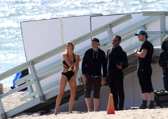 Kelly Rohrbach – Bikini Photoshoot in Malibu