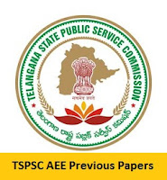 TSPSC AEE Previous Papers