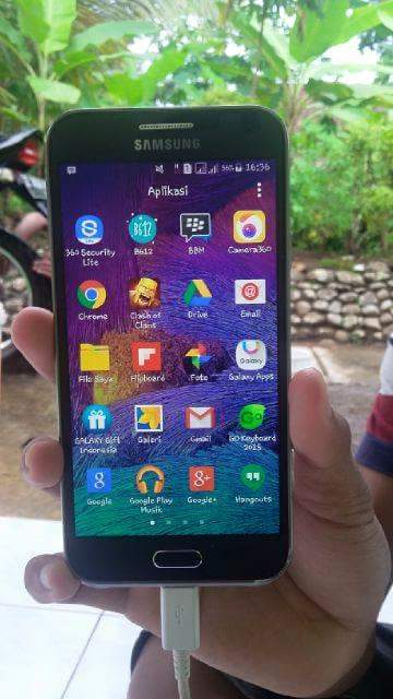 Harga Bekas Samsung Galaxy E5 Full Set Dan Spesifikasi Oktober 2017
