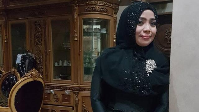 Niat Cerai Lagi, Muzdhalifah Sempat Rayakan Ultah Tanpa Suami Baru