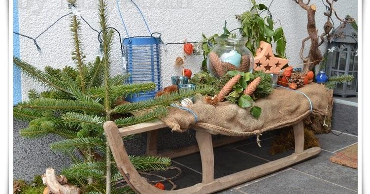 winter bei meinen eltern mayodans home garden crafts. Black Bedroom Furniture Sets. Home Design Ideas