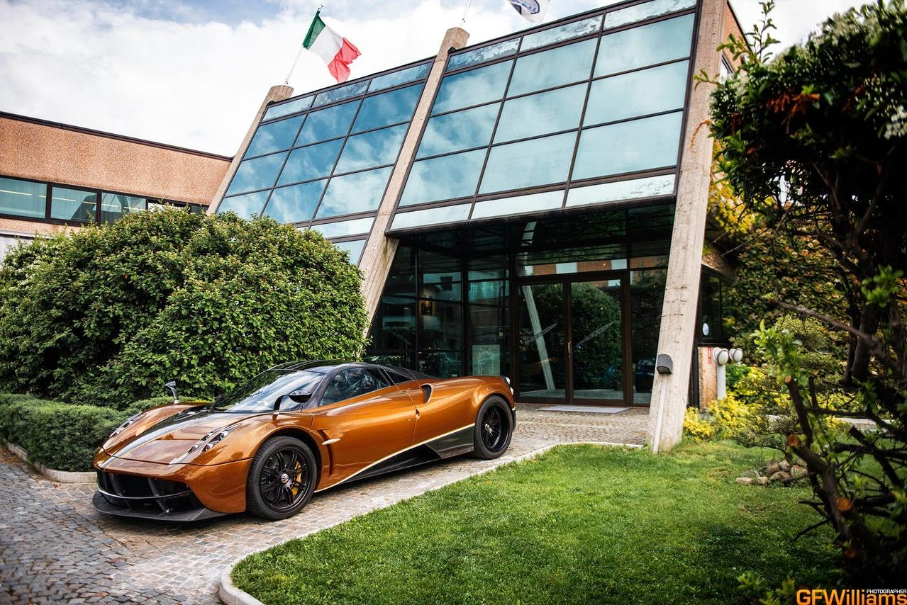 Prototype 0 Prototype 0 Five New Huayra Ready To Be Delivered