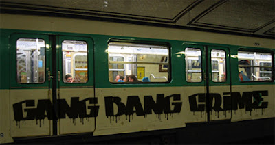 Gang Bang Free Font Graffiti