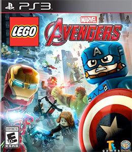 Lego Marvel's Avengers+DLCs PS3 Torrent