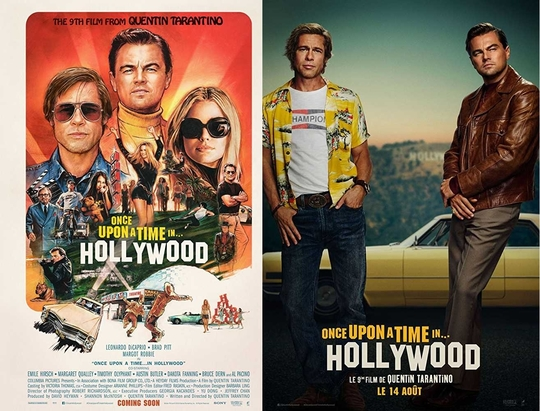 Once upon a time in Hollywood Top Best Hollywood Movies 2019 List so far