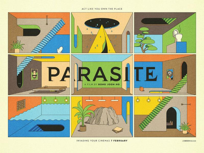 parasite poster